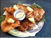 Beer Battered Fried Sole